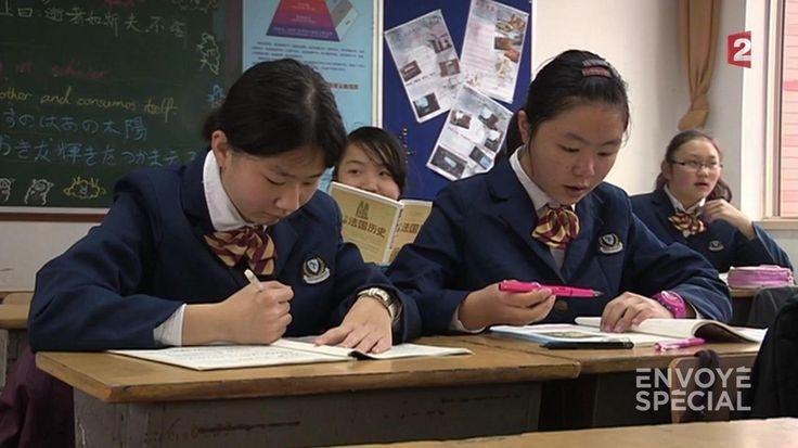 Les écoliers de la capitale économique de la Chine dominent le classement Pisa…