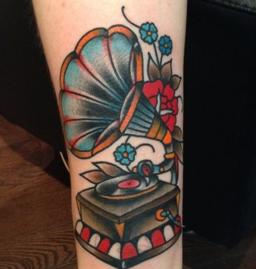 Fuck yeah traditional tattoos!, Nick Oaks