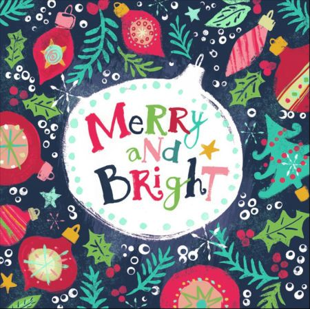 Andrew Smith - MERRY AND BRIGHT - ANDREW SMITH