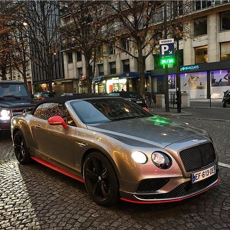 The 25+ Best Bentley Continental Ideas On Pinterest