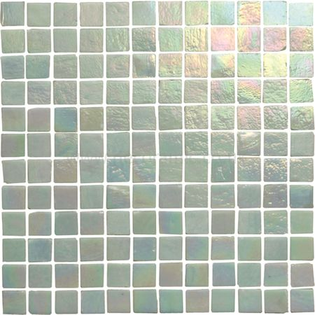 Original Style tiles - Annapurna Lustre Glass Iridescent Crackle Mosaic 24mm 1