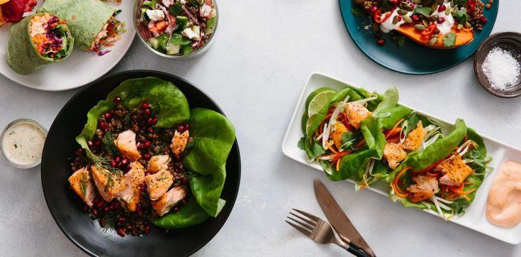 lunch meal prep: lentils
