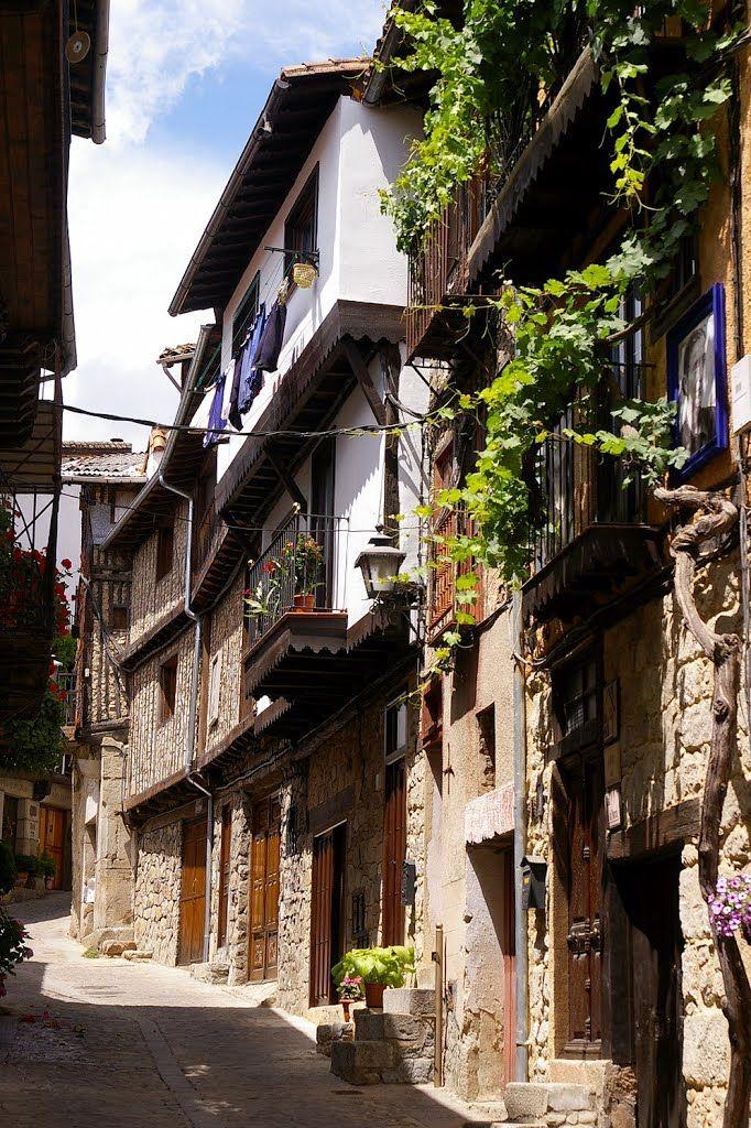 Mogarraz, Salamanca, Castilla y León, España                                                                                                                                                                                 Más