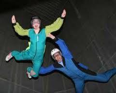 Indoor Skydiving in Gatlinburg, Tennessee
