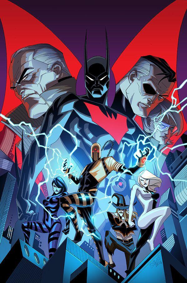 Batman Beyond 2.0 - Issue#40 by E-Mann on deviantART