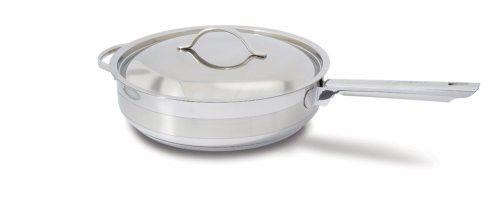 Cuisinox Gourmet 5 Quart Covered Saute Pan