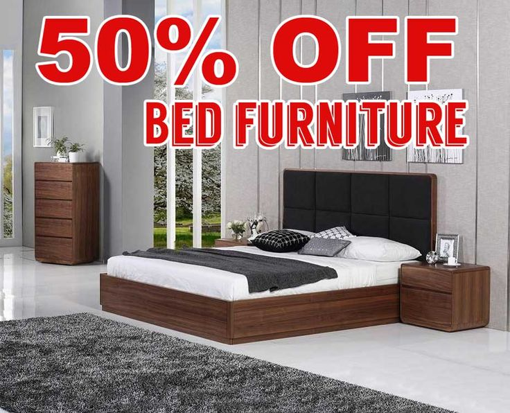 50 PERCENT OFF DISCOUNT  BHM-Anthrop Bedroom Furniture Set.