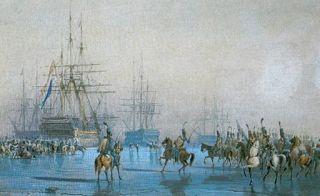 Planet Stars: Όταν το γαλλικό ιππικό έκανε έφοδο στην θάλασσα κα...