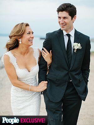 Ginger Zee Shares Beachy Wedding Portraits| Good Morning America, Wedding at The Inn at Bay Harbor - A Renaissance Golf Resort.  www.innatbayharbor.com
