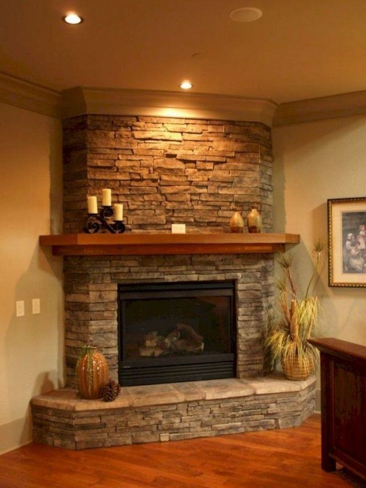 Excellent Options For Diy Fireplace Designs