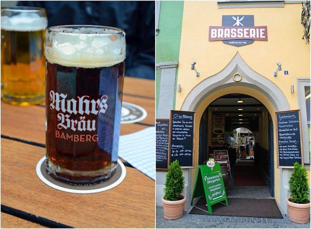 Passport to Germany: Bamberg - smoked beer