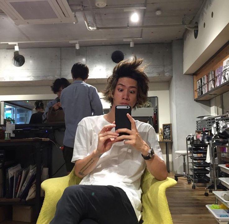 ONE OK ROCK taka Like hair explodedu203c