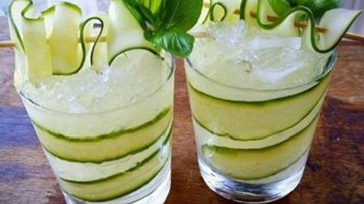 Cocktail estivi con Tequila, cetriolo basilico. La ricetta del cocktail perfetto