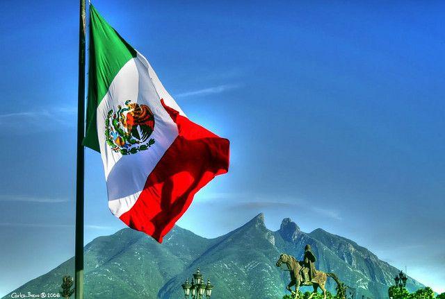Monterrey México by CarlosBravo, via Flickr