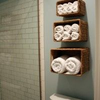 Cool Bathroom Towels 51 best bathroom decor images on pinterest | home, bathroom ideas