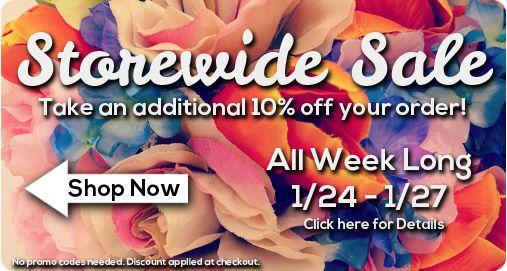 Silk flowers wholesale