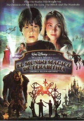 El mundo mágico de Terabithia - online 2007