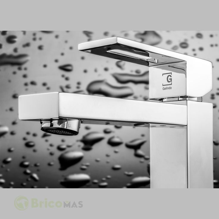 #Grifo de lavabo alto serie Nitro Galindo - #Bricomas - VER PRODUCTO: http://bricomas.com/producto/grifo-de-lavabo-alto-serie-nitro-galindo/