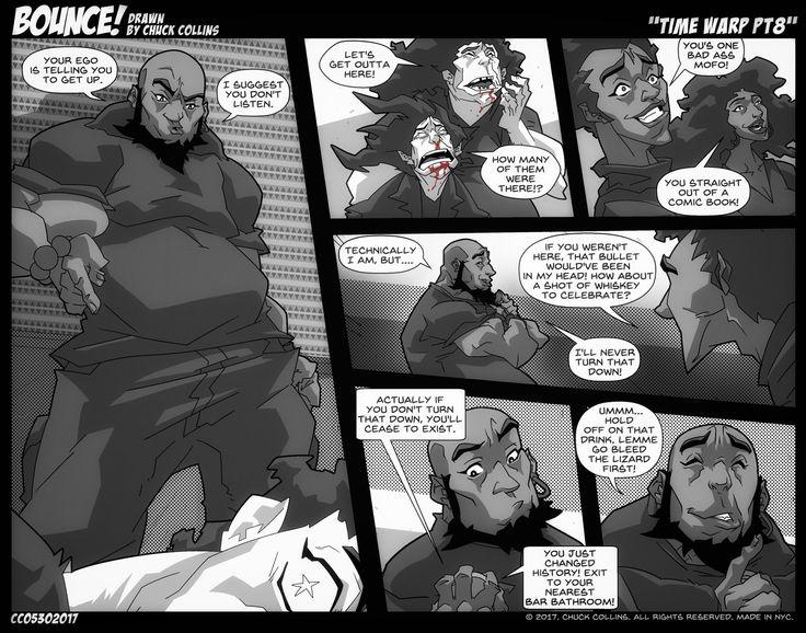 mr.robo, mr.robot, bars, bounce!, humor, chuck, collins, chuck collins, webcomic, comedy, funny, comics, webcomics, comics, art, humor, comedy, blog, webcomic blog