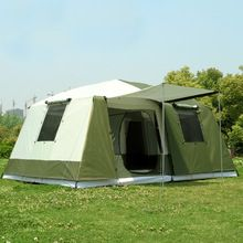 2016 stock new color Big tent outdoor camping 10-12people high quality luxury family/party 2room 1hall outdoor camping tent //Price: $US $183.46 & Up to 18% Cashback on Orders. //     #gifts