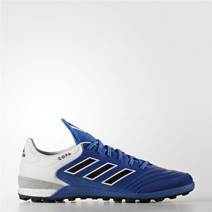 Adidas Copa Tango 17.1 Turf Shoes (Blue / Core Black / Running White Ftw)