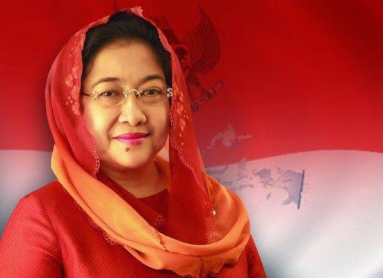 Dr (HC) Hj. Megawati Soekarnoputri