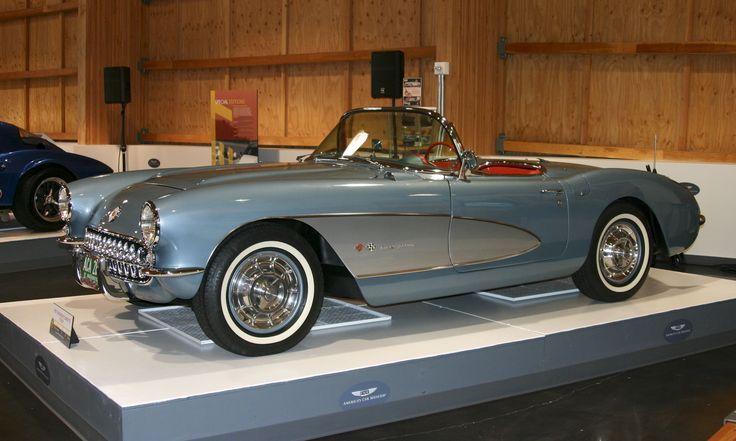 Cruising through Corvette history. Generation C1:1953-1962