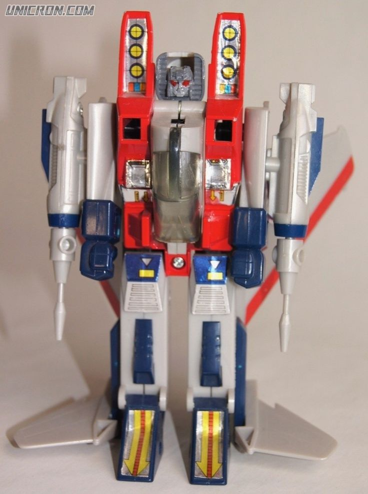 Transformers G1 Starscream - Unicron.com