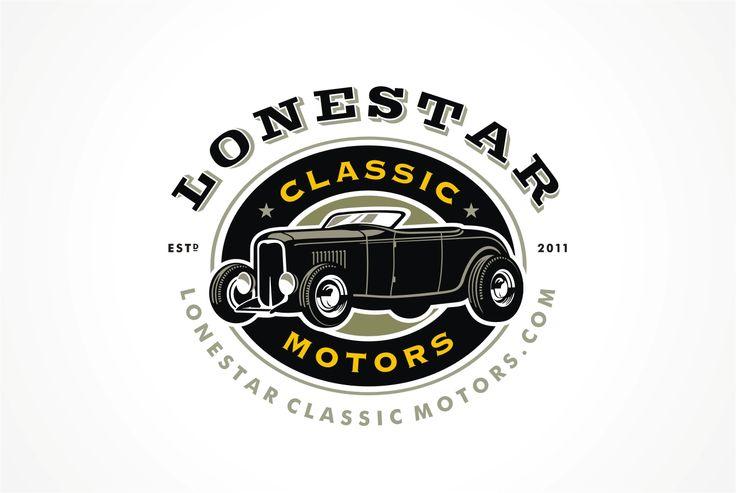 93 best car club badges logos images on pinterest for Loan star motors 2