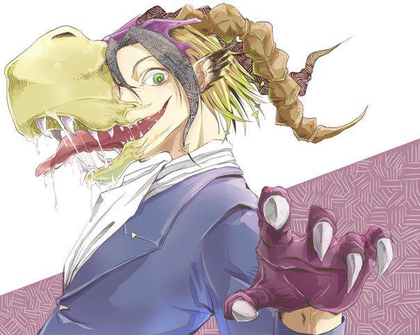 Нейро Ногами - детектив из Ада