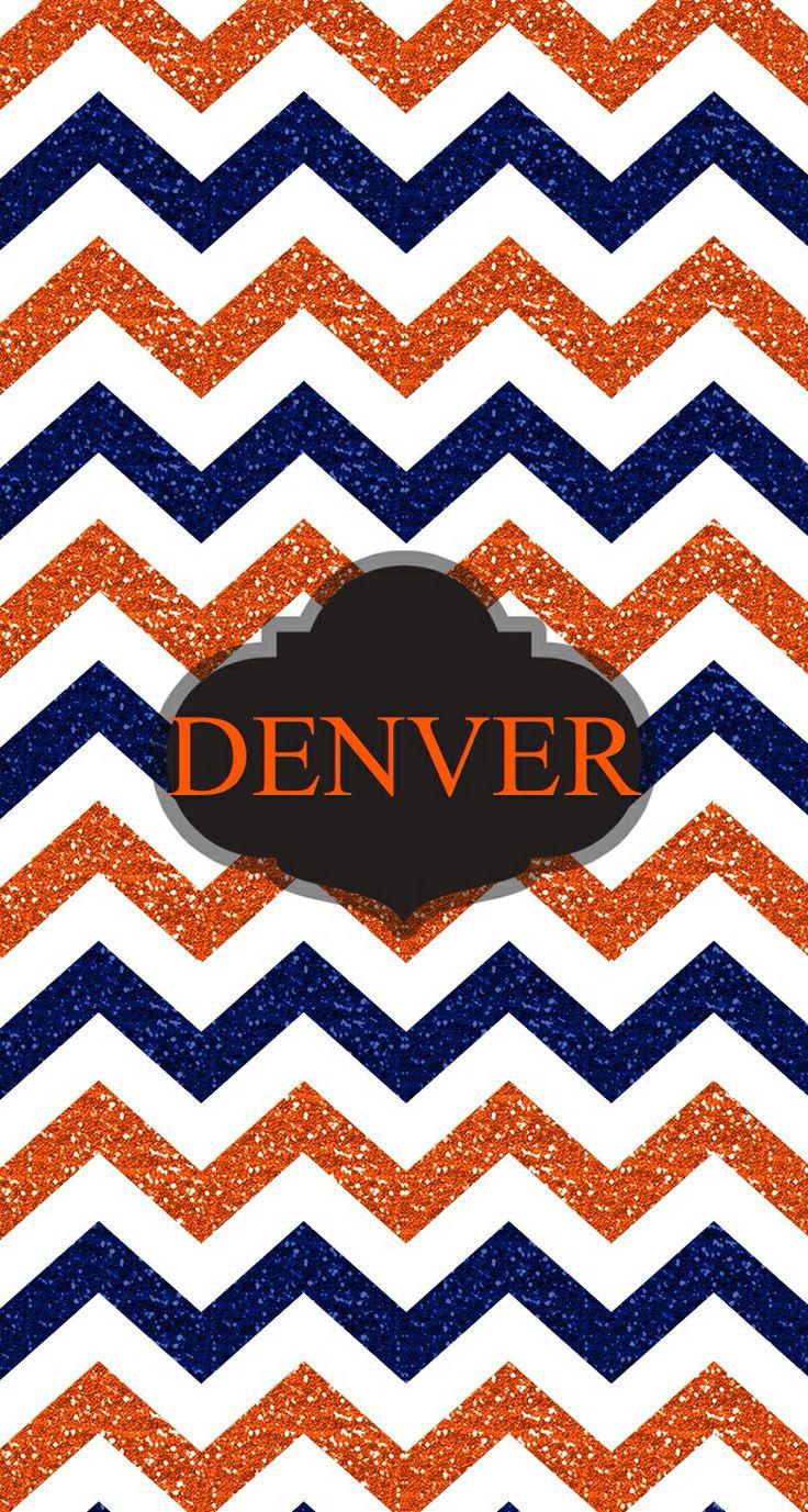 Here's to the Broncos! Go Denver!