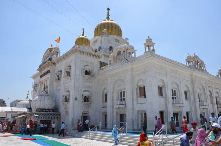 sikh temple in new delhi
