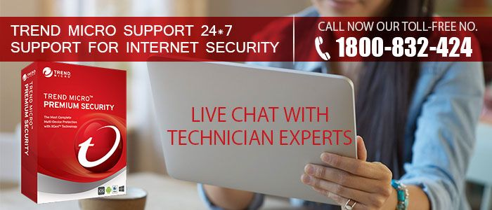Get Trend Micro Support services through a reputed online support company in Aus…