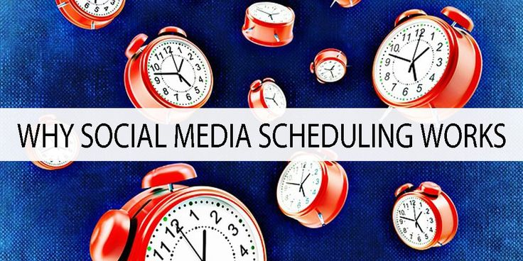 Why Social Media Scheduling Works | Cktechconnect Blog, Social Scheduling, Marketing Tips