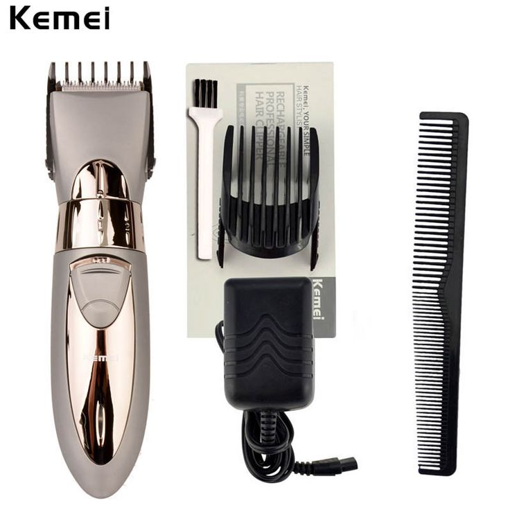 Electric Waterproof Adjustable Mens Hair Trimmer Clipper Professional Rechargeable Shaver RCS09-P5052