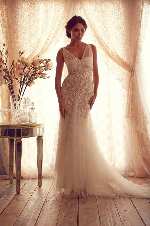 Anna Campbell Gossamer Collection Of Wedding Dresses With Lyla Dress