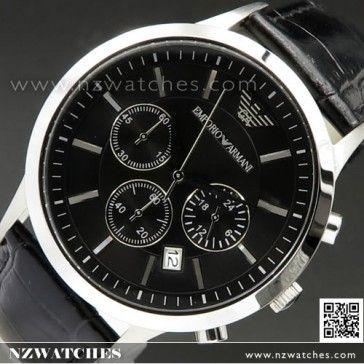Emporio Armani Quartz Chronograph Classic Mens Watch AR2447