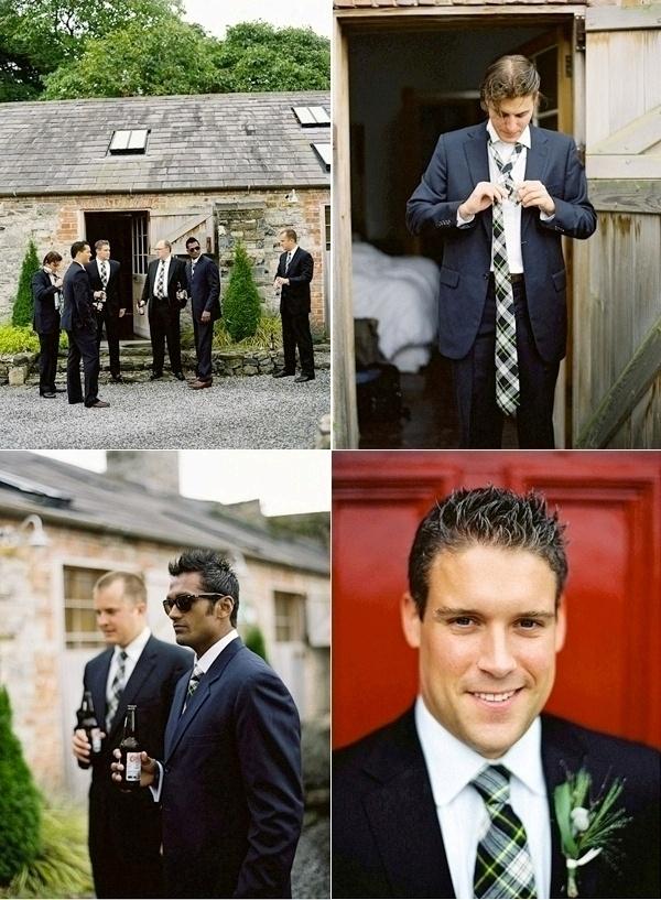 My favorite wedding idea EVER!! Irish Wedding