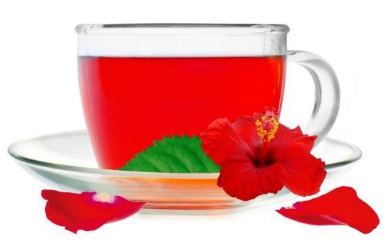 Health benefits of hibiscus tea include relief from high blood pressure, high cholesterol, immunity and digestive and inflammatory problems. It helps in curing liver disease and reduces risk of cancer. It can also speed up the metabolism and help in healthy and gradual weight loss. Hibiscus tea is rich in vitamin C, minerals and antioxidants and also helps in treating hypertension and anxiety.