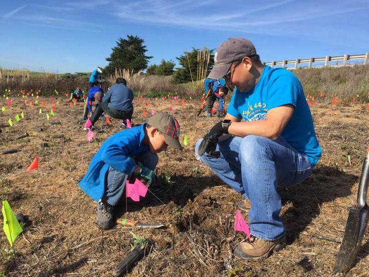 Volunteers | Parks Department