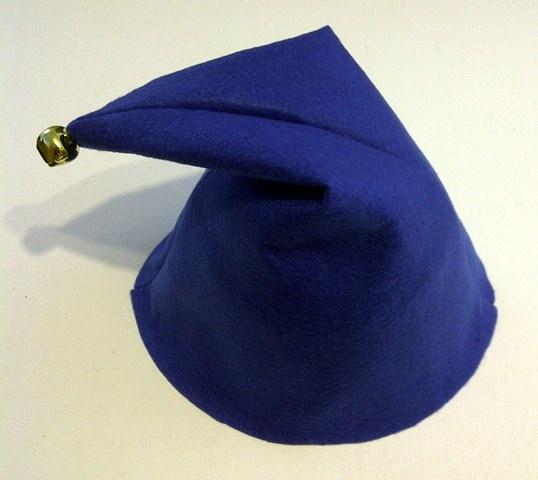 Blue Noddy Hat