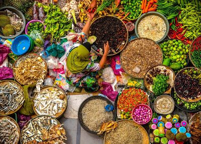 A Jurubeba Cultural:   ● A Arte ... e a feira. (Kota Bharu Malásia)