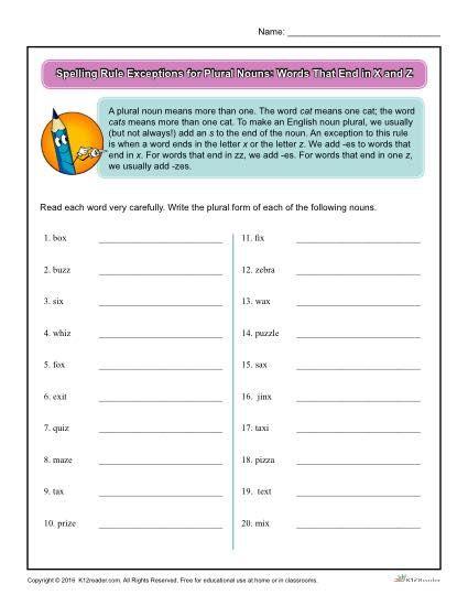 b8b5bad87b1dee518b0e828efaa98294 Worksheet Plural Nouns First Grade on 7th grade language arts, answer keys, adding es, have fun teaching, es ies ves, verb singular, blank fill,