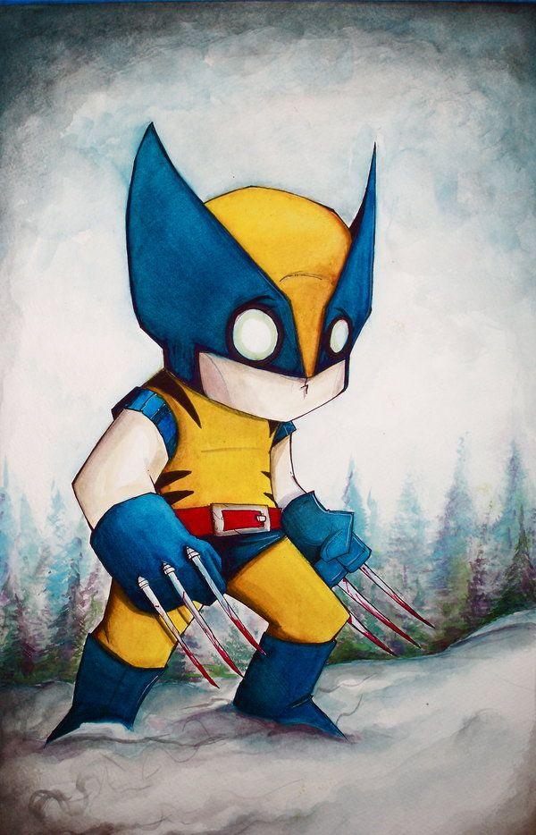 Super Cool Stylized Superhero Art — GeekTyrant