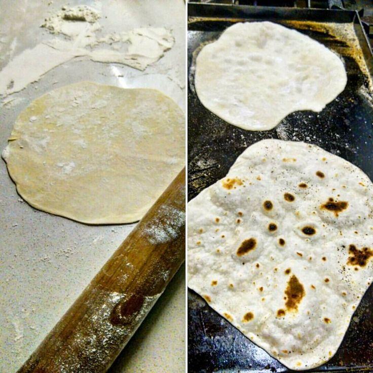 Receta para hecer Tortillas de trigo (como las rapiditas, pero 50 veces más baratas) Por @LaGuerrillaFood