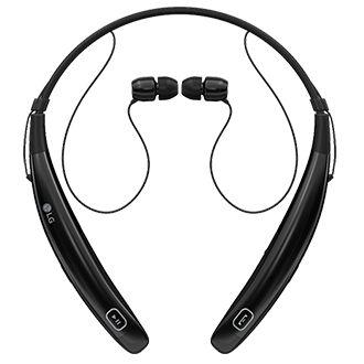 LG TONE PRO™ 770 Wireless Stereo Headset - Black | T-Mobile