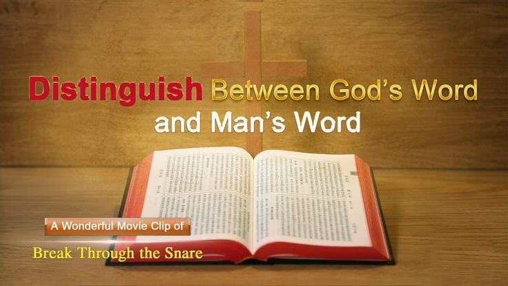 "Gospel Movie clip ""Break Through the Snare"" (4) - Distinguish Between Go..."