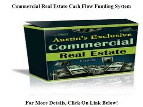 Commercial Real Estate Cash Flow Funding System http://youtu.be/qcadcywXhR8