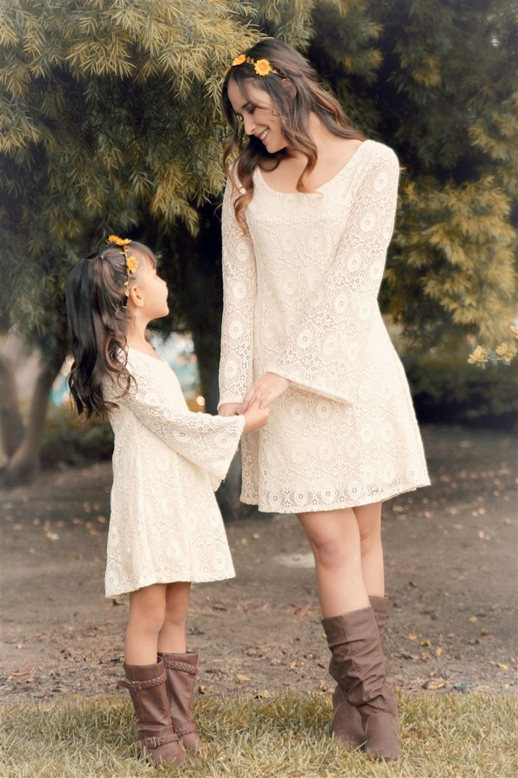 Heaven Sent Dress, oh how cute! I am so doing this when she is a bit older