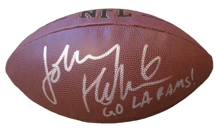 Oregon State Beavers Johnny Hekker signed NFL Wilson full size football w/ proof photo.  Proof photo of Johnny signing will be included with your purchase along with a COA issued from Southwestconnection-Memorabilia, guaranteeing the item to pass authentication services from PSA/DNA or JSA. Free USPS shipping. www.AutographedwithProof.com is your one stop for autographed collectibles from OSU Beavers & NCAA sports teams. Check back with us often, as we are always obtaining new items.